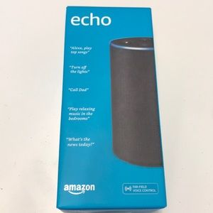 Other - Echo from Amazon.